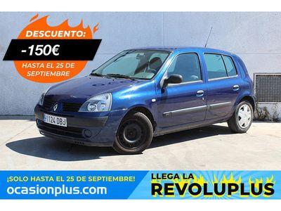 used Renault Clio 1.5 dCi Base Authentique (65 CV)