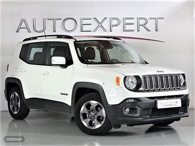 gebraucht Jeep Renegade 1.6 Mjet Longitude 4x2 E6 PRECIO PROMOCIONADO FINA