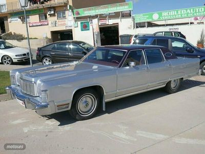 usado Ford Lincoln Continental .