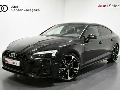 usado Audi A5 Sportback Black line 35 TDI 120 kW (163 CV) S tronic