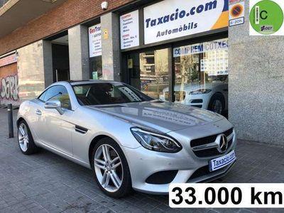 usado Mercedes 200 SLC9G-Tronic - Nacional - Solo 33.000 kms - Full Equip - Como nuevo - Gearantía