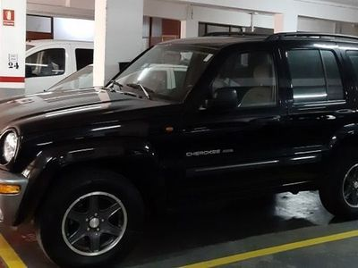 brugt Jeep Cherokee 2.5CRD Extreme Sport