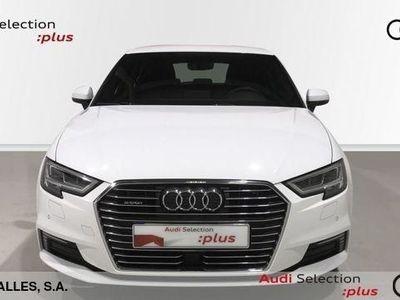 usado Audi A3 Sportback S line 40 e-tron 150 kW (204 CV) S tronic Híbrido Electro/Gasolina Blanco matriculado el 02/2020