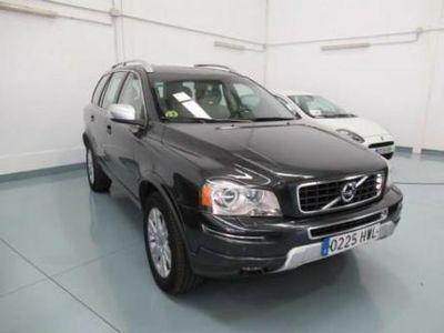 usado Volvo XC90 2.4 D5 AWD MOMENTUN 7 PLAZAS UN SOLO PROPIETARIO …