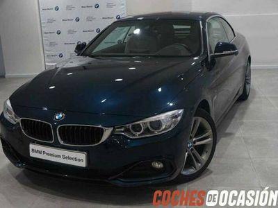 usado BMW 420 Serie 4 Cabrio D Automático 184cv Mod F33 E
