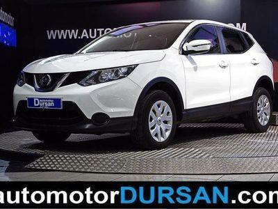 usado Nissan Qashqai 1.6dCi Visia 4x4-i