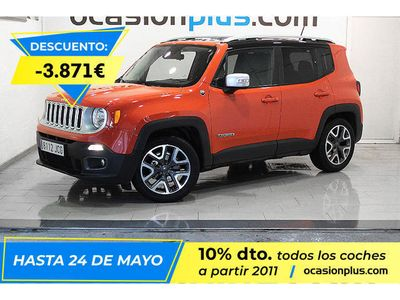 usado Jeep Renegade 1.6 Mjet Limited 4x2 (120 CV)