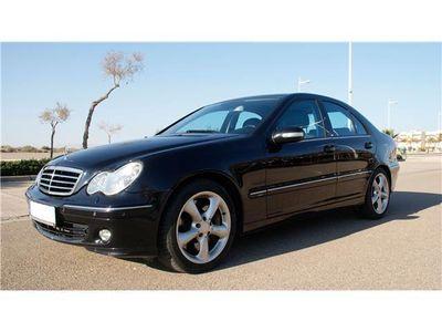 usado Mercedes C320 CDI Avantgarde