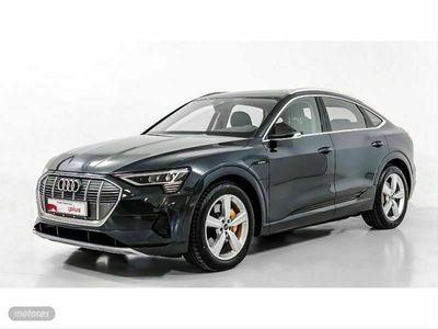usado Audi E-Tron - Sportback Advanced 55 quattro 300 kW (408 CV)