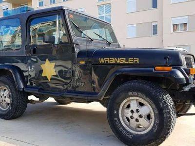 gebraucht Jeep Wrangler 2.5 Hard Top Base