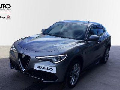 usado Alfa Romeo Stelvio 2.0 TURBO 206KW EXECUTIVE AUTO 4WD 5P