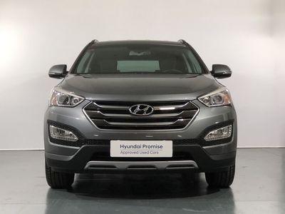 usado Hyundai Santa Fe Santa FeCRDI 2.2 197CV 4X2 KLASS NAV 7S