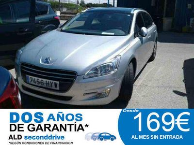 used Peugeot 508 2.0 HDI Business Line 103 kW (140 2.0)