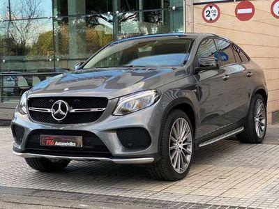 usado Mercedes GLE43 AMG Coupé AMG 4Matic Aut.