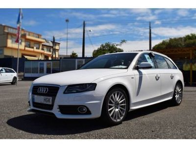 usado Audi A4 Avant TDI S Line