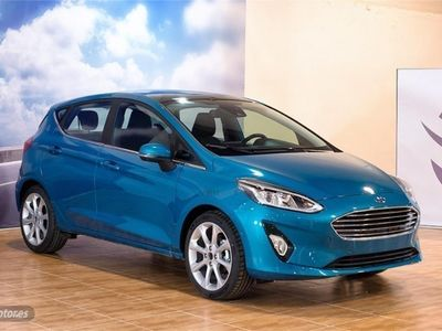 used Ford Fiesta 1.0 EcoBoost 74kW Titanium SS 5p