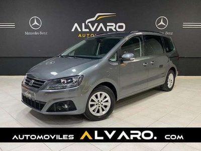 usado Seat Alhambra 2.0 TDI CR 110 kW (150 CV) DSG Start&Stop Style Travel 7 plazas