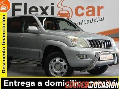 usado Toyota Land Cruiser 3.0 D-4D GX, Segunda Mano, Valladolid