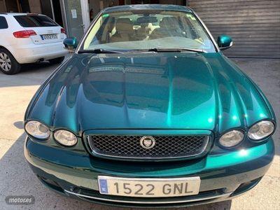 usado Jaguar X-type 2.2D Classic Aut.