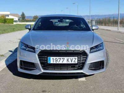 usado Audi TT TtCoupé 2.0tdi S Line Edition 184 cv en Madrid