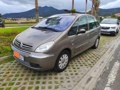 usado Citroën Xsara Picasso 1.6HDi Exclusive 07 92