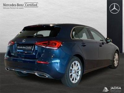 usado Mercedes A180 Clase A100 kW (136 CV)