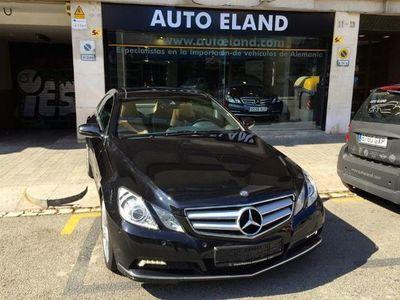 usado Mercedes 350 Clase C CLASE E COUPeCDI