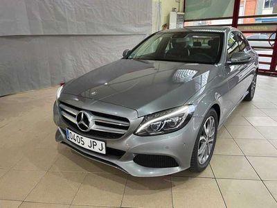 usado Mercedes C350 C HIBRIDO ENCHUFABLE