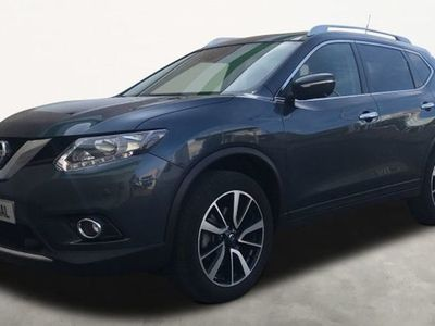 used Nissan X-Trail 2.0 dCi N-Connecta 4x2 XTronic