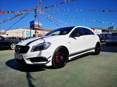 usado Mercedes A45 AMG Edition 1 4Matic 7G-DCT