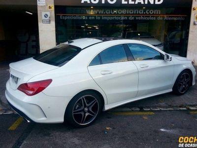 usado Mercedes CLA250 ClaseCGI AMG