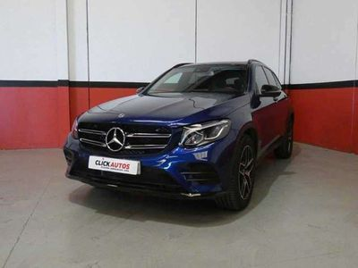 usado Mercedes GLC250 GLC2504Matic (9.75) Aut.