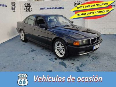 usado BMW 735 Serie 7 I AUTO
