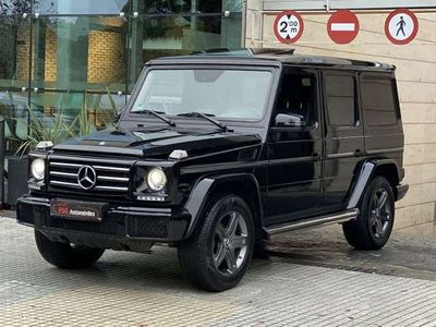 usado Mercedes G350 Clase G350dAut.