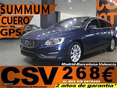 used Volvo V60 1.6 D2 Summum