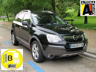 usado Opel Antara 2.0cdti 16v Cosmo Aut. 150 cv en Madrid