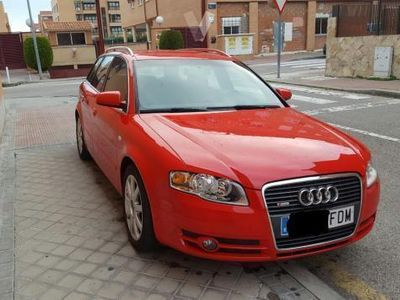 usado Audi A4 Avant 2.0 TDI 140cv quattro DPF -06