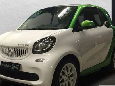 usado Smart ForTwo Electric Drive Coupe Passion