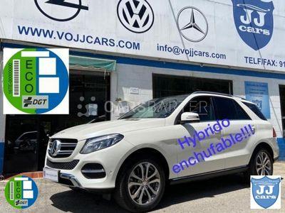 usado Mercedes GLE500 500 e 4Matic Exclusive Plus 5p