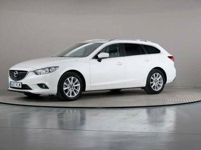 usado Mazda 6 6W. 2.2DE Style (Navi) 110kW
