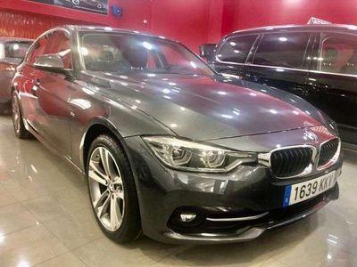 usado BMW 318 D BERLINA SPORT AUTOMATICO
