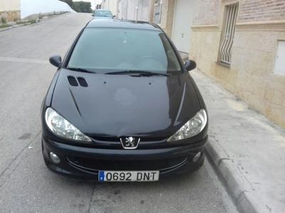 usado Peugeot 206 1.4 XS Clim 90
