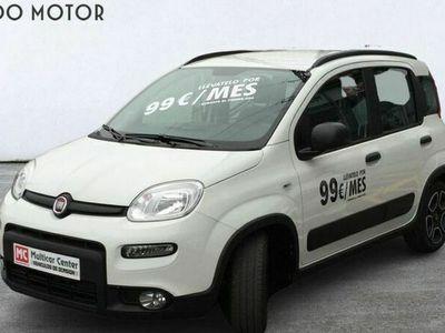 usado Fiat Panda Cross 1.0 HYBRID CITY 70 5P