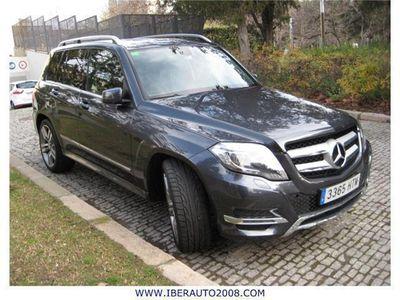 usado Mercedes GLK220 CDI BT 4M (9.75)