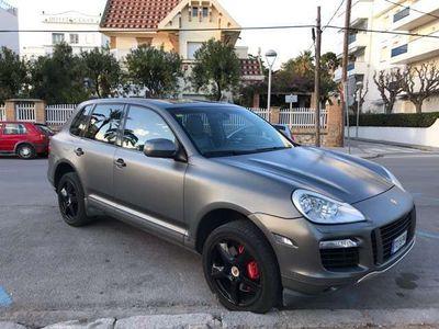 usado Porsche Cayenne Turbo Aut.