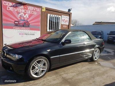 usado BMW 320 Cabriolet SERIE 3 CD