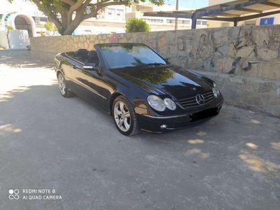 usado Mercedes CLK200 Cabrio 200K