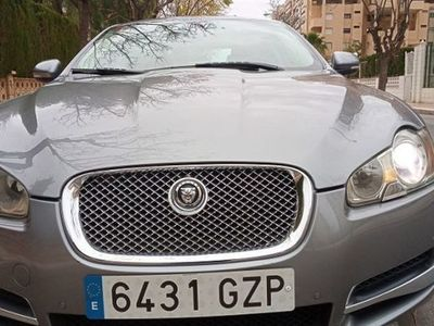 gebraucht Jaguar XF 3.0 Diesel Premium Luxury Aut.