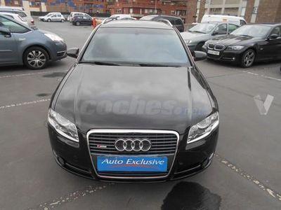 usado Audi A4 Avant 2.0 Tdi 140cv 5p. -07
