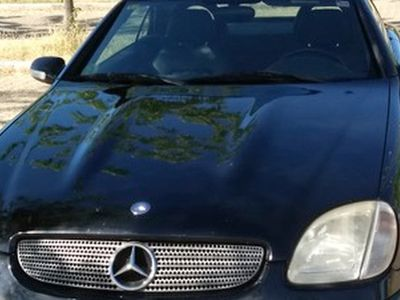 usado Mercedes SLK320 Clase